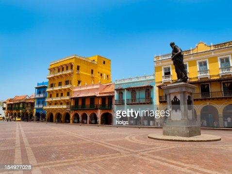 Historical district of Cartagena