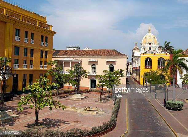 Historical district of Cartagena