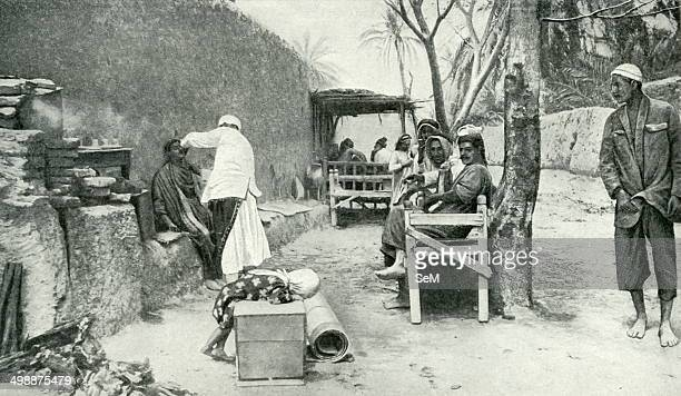 Historical Geography 1900 Iraq Here are no glass shelves laden with bottles of manycoloured unguents Even the barber's chair is absent and a rough...