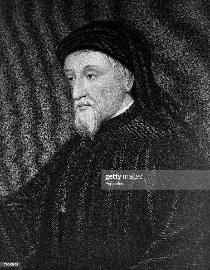 poet geoffrey chaucer Geoffrey chaucer was the greatest poet of the middle ages, and is regarded as the father of english literature he was born in london, england c 1343 to john chaucer.