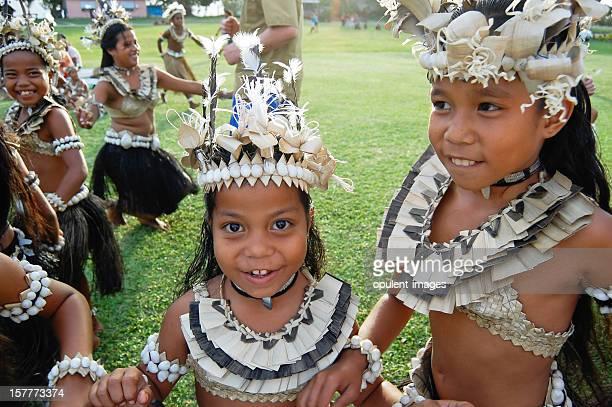 Historical Village Dance - Fiji
