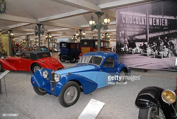 Historische Autos Automuseum Mülhausen Mulhouse Elsass Frankreich Europa Auto Reise BB DIG PNr 1023/2007