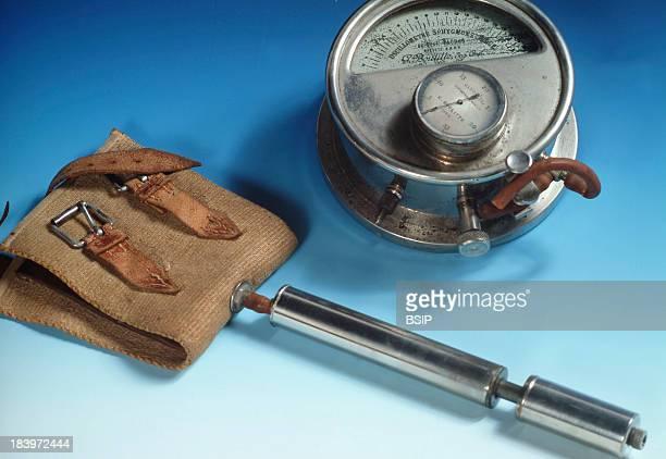History Of Medicine Pachons Oscillometer 1930s