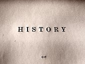 History of