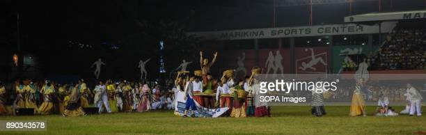 PHILIPPINES MARIKINA NCR PHILIPPINES History of the shoe making industry was shown during the performance of Lerion Lerion The Biggest Annual...
