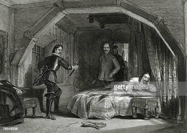 english king executed 1649