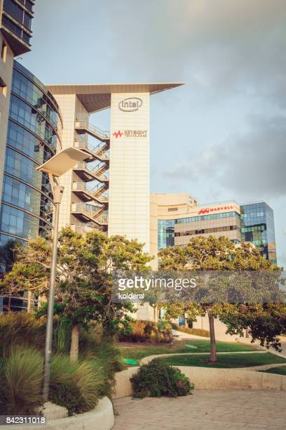 Hitech park and office buildings