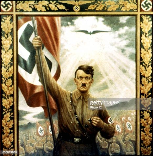 Hitler Germany Washington The Library of Congress