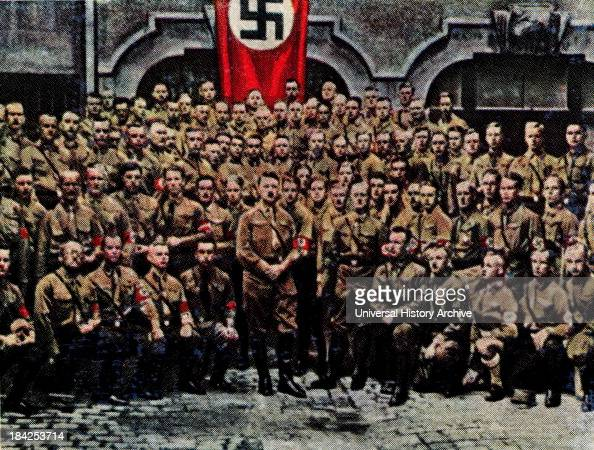 adolf hitler and the nazi party Adolf hitler (1889-1945) was the founder and leader of the nazi party and the most influential voice in the organization, implementation and execu.