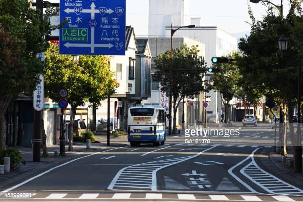 Hitoyoshi 街通り