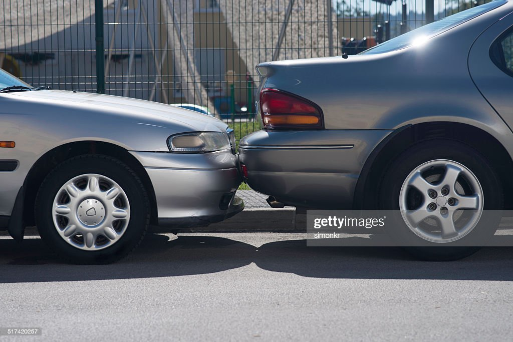 Hitting A Parked Car