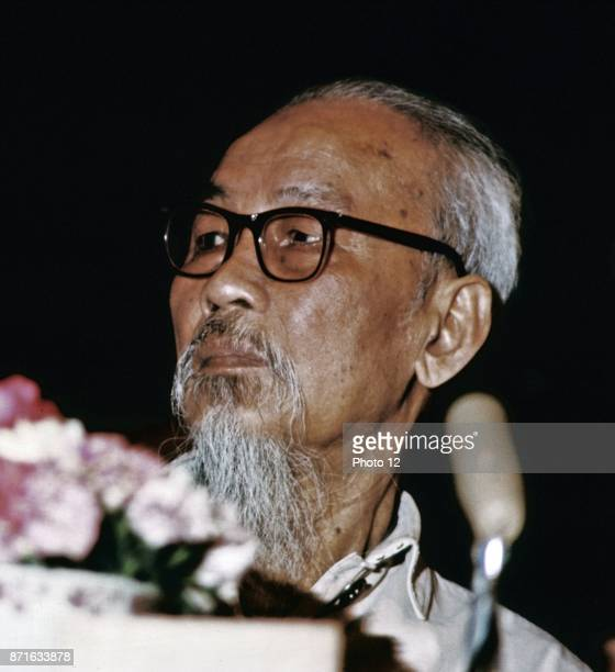 Ho Chi Minh Vietnamese Communist revolutionary leader who was prime minister and president of the Democratic Republic of Vietnam