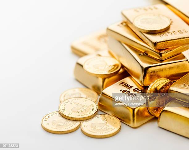 A hoard of gold