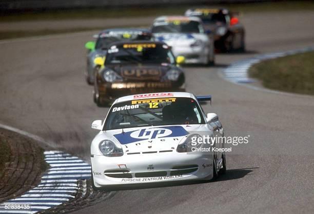 CUP 2001 Hockenheim Alex DAVISON/AUS