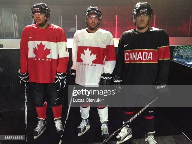 Hockey Canada and Nike invite you to the official unveiling of the Olympic hockey jersey that will unite our nation when Canada's men's, women's and sledge hockey teams skate for Gold in Sochi.