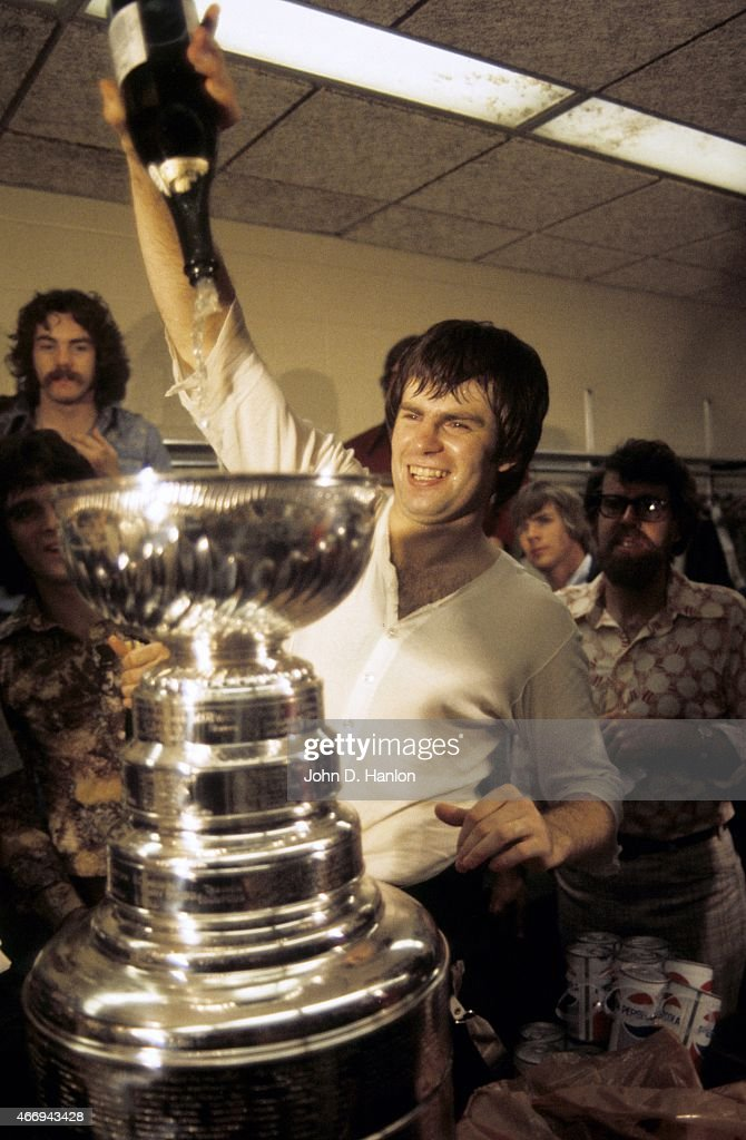 The oldest of traditions is the drinking of champagne from the cup by the winning team