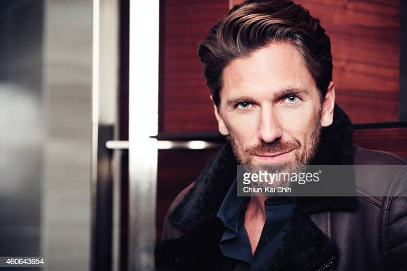Hockey player Henrik Lundqvist is photographed for Gotham Magazine on August 26 2014 in New York City ON EMBARGO UNTIL JANUARY 1 2015