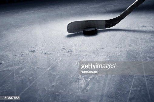 hockey on ice