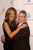 Hoda Kotb and Andy Cohen attend Friends of Hudson River Park Sweet 16 Gala at Pier 26 at Hudson River Park on October 16 2014 in New York City