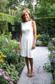 HAMPTON NY JULY Hoda Kotb at Hamptons Magazine Celebrates A Ladies Private Dinner hosted by Samantha Yanks on July 18 2014 in East Hampton New York