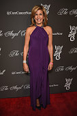 Hoda Kotb attends Angel Ball 2014 hosted by Gabrielle's Angel Foundation at Cipriani Wall Street on October 20 2014 in New York City