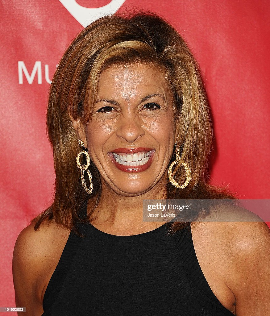 Hoda Kotb attends the 2014 MusiCares Person of the Year honoring Carole King at Los Angeles Convention Center on January 24, 2014 in Los Angeles, California.