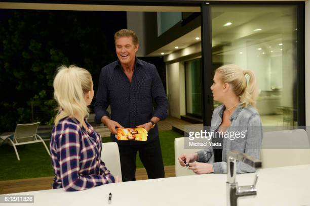 AFTER 'Hoff and Running' As things look rocky ahead when an opportunity falls through the twins meet David Hasselhoff who swoops in with a great job...