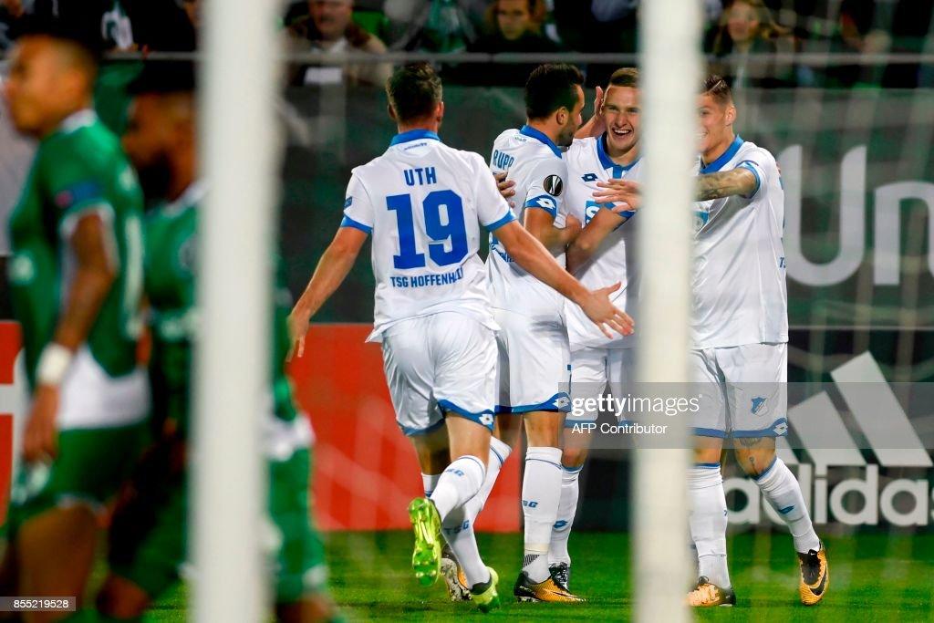 Sporting Braga v PFC Ludogorets Razgrad - UEFA Europa League
