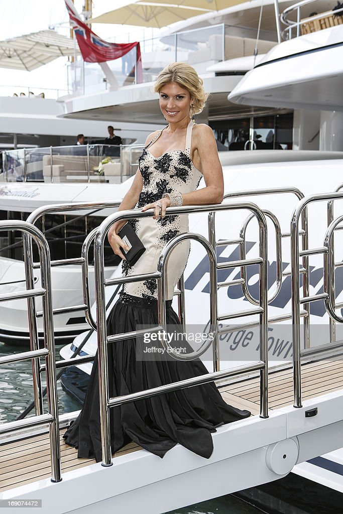 Hofit Golan at The 66th Annual Cannes Film Festival on May 19, 2013 in Cannes, France.