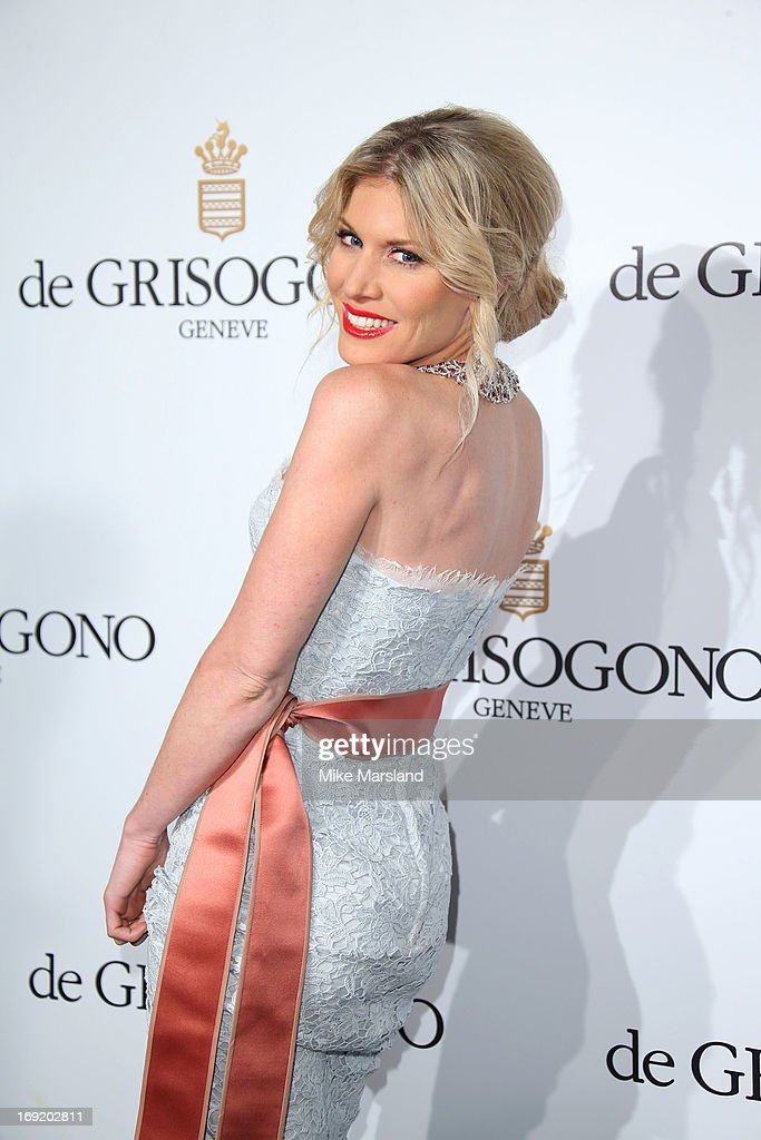 Hofit Golan attends De Grisogono party during The 66th Annual Cannes Film Festival on May 21, 2013 in Cannes, France.