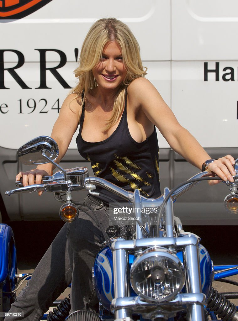harley davidson celebrity bike ride photos and images | getty images