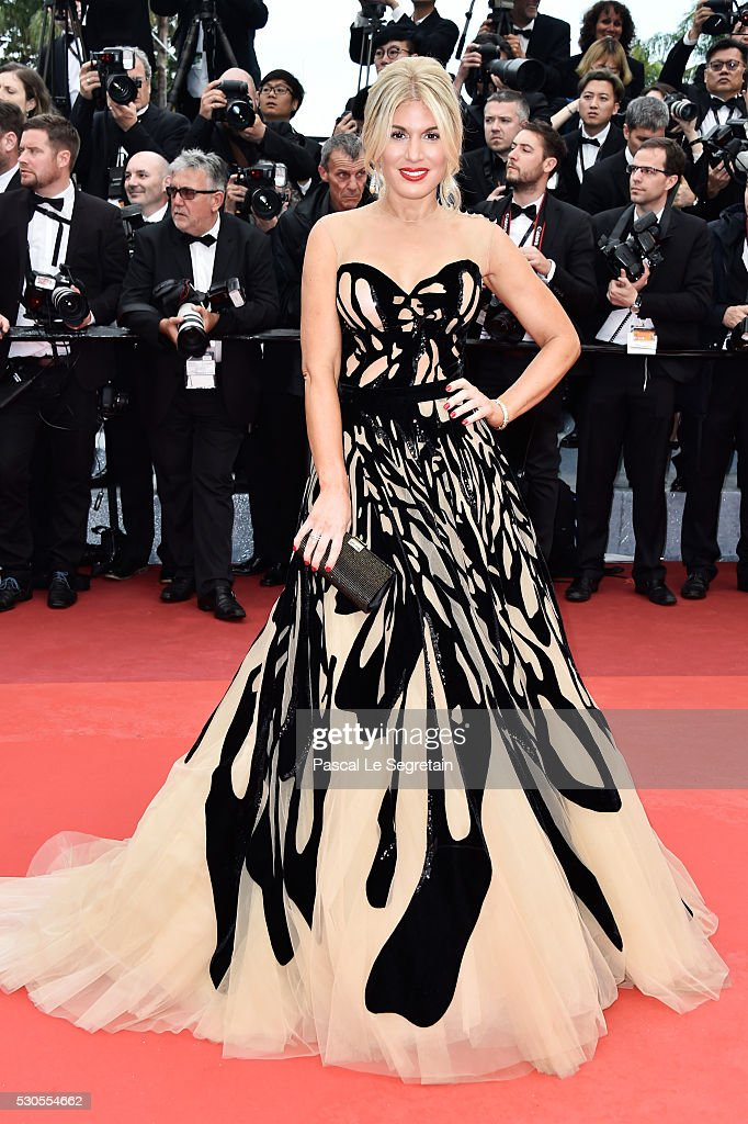 <a gi-track='captionPersonalityLinkClicked' href=/galleries/search?phrase=Hofit+Golan&family=editorial&specificpeople=542603 ng-click='$event.stopPropagation()'>Hofit Golan</a> attends the 'Cafe Society' premiere and the Opening Night Gala during the 69th annual Cannes Film Festival at the Palais des Festivals on May 11, 2016 in Cannes, France.