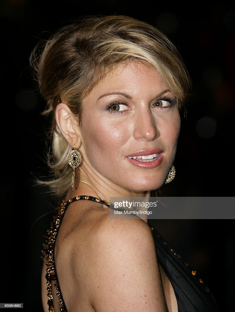Hofit Golan attends the Charity Royal Film Performance of 'The Lovely Bones' at the Odeon Cinema Leicester Square on November 24, 2009 in London, England.