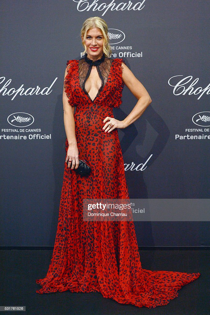 <a gi-track='captionPersonalityLinkClicked' href=/galleries/search?phrase=Hofit+Golan&family=editorial&specificpeople=542603 ng-click='$event.stopPropagation()'>Hofit Golan</a> attends the Chopard Party at Port Canto during the 69th annual Cannes Film Festival on May 16, 2016 in Cannes, France