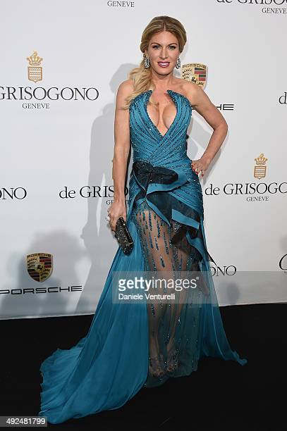 Hofit Golan attends the De Grisogono Party at the 67th Annual Cannes Film Festival on May 20 2014 in Cap d'Antibes France