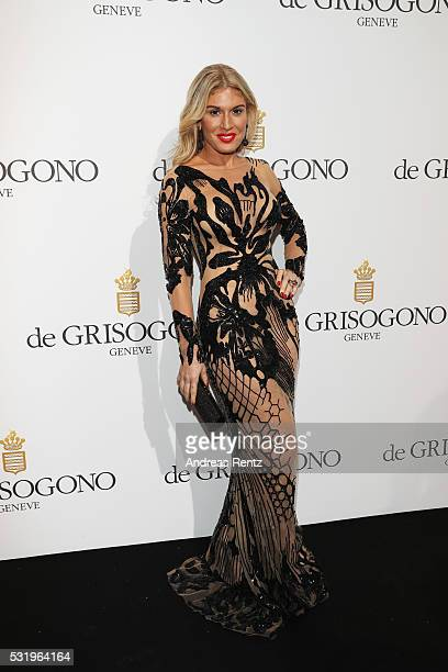 Hofit Golan attends the De Grisogono Party at the annual 69th Cannes Film Festival at Hotel du CapEdenRoc on May 15 2016 in Cap d'Antibes France