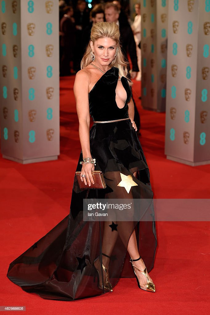 <a gi-track='captionPersonalityLinkClicked' href=/galleries/search?phrase=Hofit+Golan&family=editorial&specificpeople=542603 ng-click='$event.stopPropagation()'>Hofit Golan</a> attends the EE British Academy Film Awards at The Royal Opera House on February 8, 2015 in London, England.
