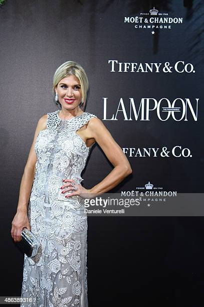 Hofit Golan attends the Lampoon Gala during the 72nd Venice Film Festival at Palazzo Pisani Moretta on September 3 2015 in Venice Italy