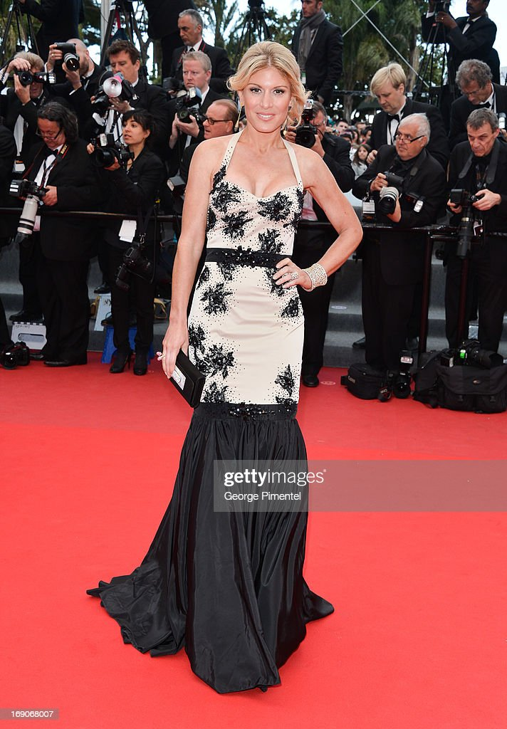 Hofit Golan attends the Premiere of 'Inside Llewyn Davis' at The 66th Annual Cannes Film Festival>> on May 19, 2013 in Cannes, France.