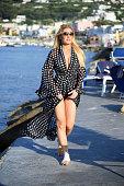 Celebrity Sightings in Ischia - July 17, 2019