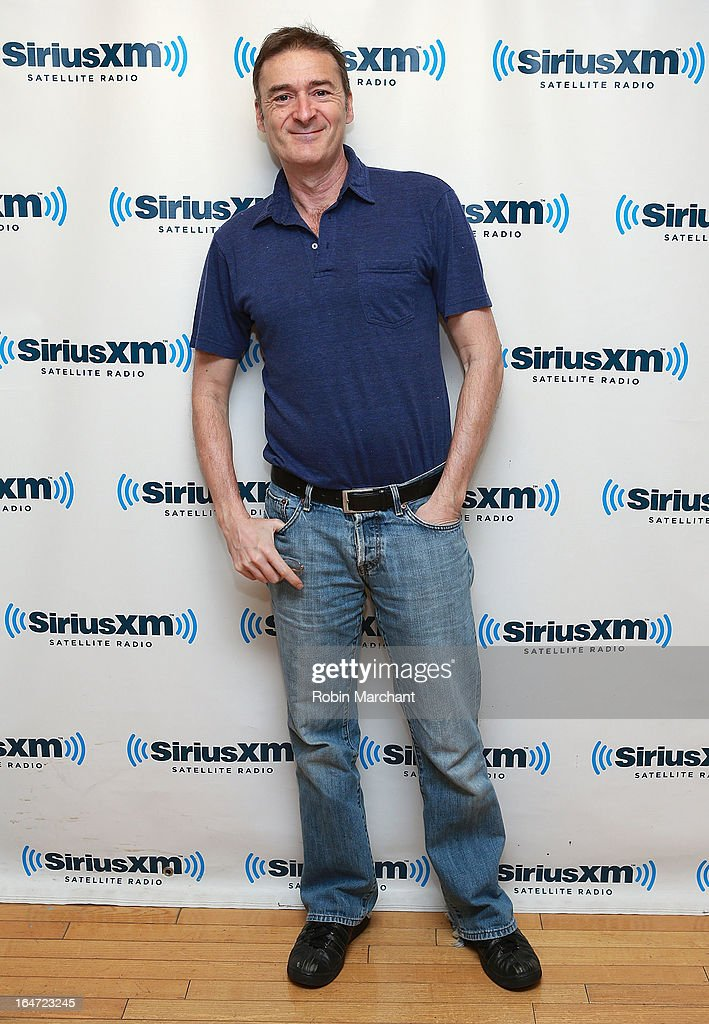 PJ Hogan visits at SiriusXM Studios on March 27, 2013 in New York City.