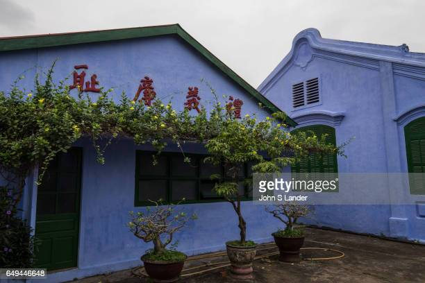Hoi An Architecture together with the Chinese and Vietnamese architectural gems 19th century French colonial stucco houses show influences from east...