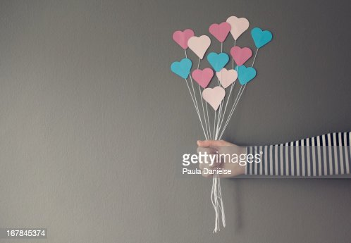 Hold on to your love : Stock Photo