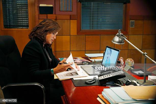 UNIT 'Holden's Manifesto' Episode 1604 Pictured Mariska Hargitay as Detective Olivia Benson
