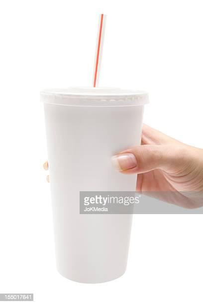 使い捨てカップを