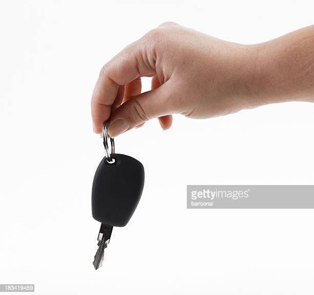 Holding Autoschlüssel