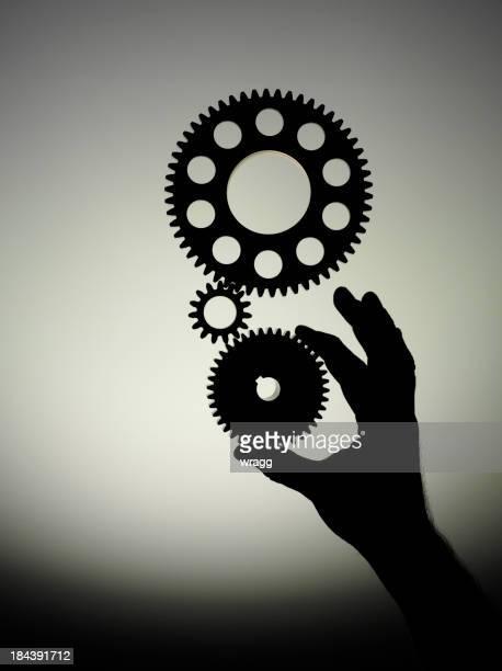 Holding Engineering Cogs
