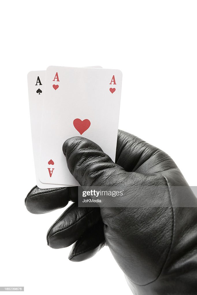 Holding Two Aces