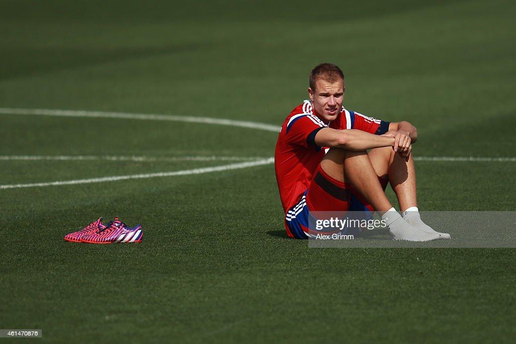 Bayern Muenchen - Doha Training Camp Day 5