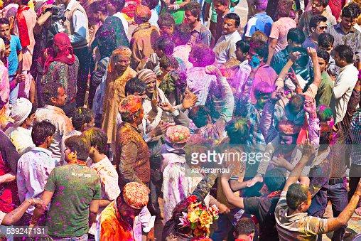 群衆ホリ(春祭)